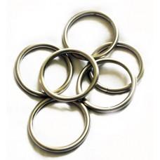 Steel Testicle Penis Ring Restraint